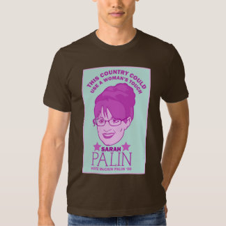 Palin, Woman's Touch T-Shirt