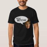 """Palin: """"You Betcha!"""" Tee Shirt"""