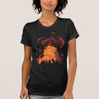 Palindrome del demonio camiseta