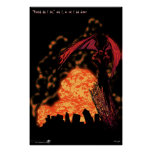 Palindrome del demonio posters