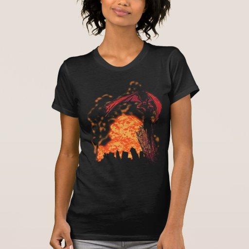 Palindrome del demonio t shirt