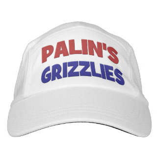 Palin's Grizzlies Performance Hat