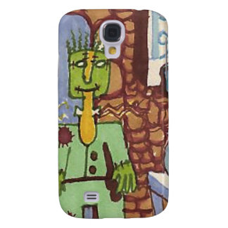 Palinstein's Lab Samsung Galaxy S4 Case