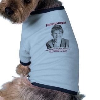 Palintologist Camisas De Mascota