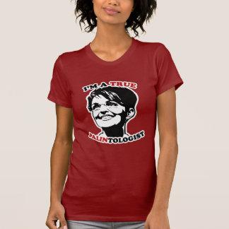 PALINtologist T-shirts