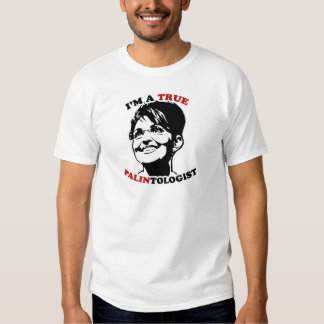 PALINtologist Tshirts