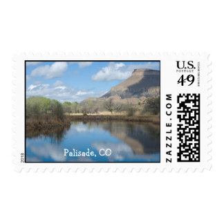 Palisade, Colorado Postage