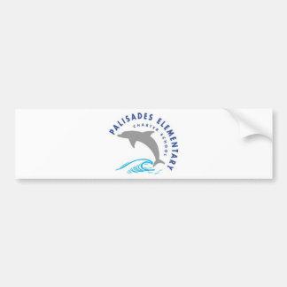 Palisades Elementary Charter School Bumper Sticker
