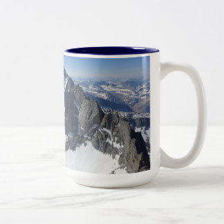 Palisades Mug - picture of the crest