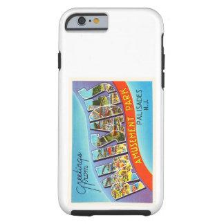 Palisades New Jersey NJ Vintage Travel Postcard- Tough iPhone 6 Case
