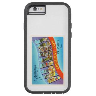 Palisades New Jersey NJ Vintage Travel Postcard- Tough Xtreme iPhone 6 Case