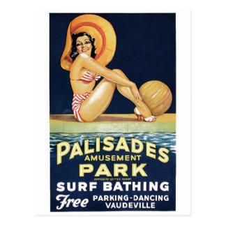 Palisades Park Postcard