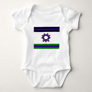PALISRA Flag Baby Bodysuit