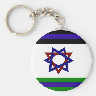 PALISRA Flag Keychains
