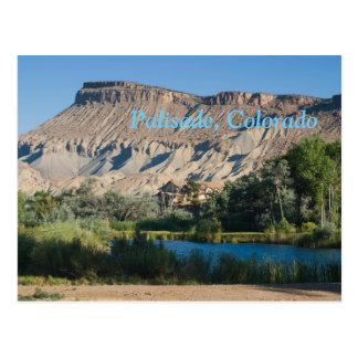 Palizada, Colorado Postal