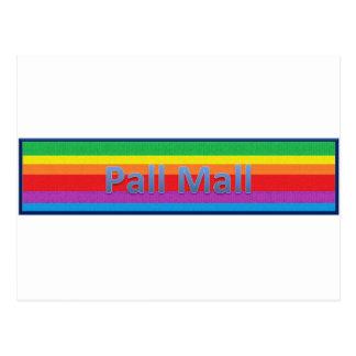 Pall Mall Style 1 Postcard