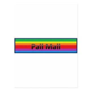 Pall Mall Style 2 Postcard