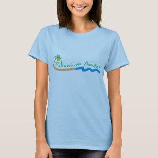 Palladium Addict Logo Womens T-Shirt