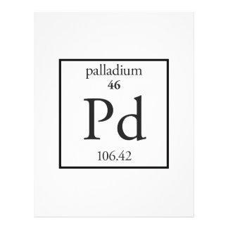 Palladium Flyer Design