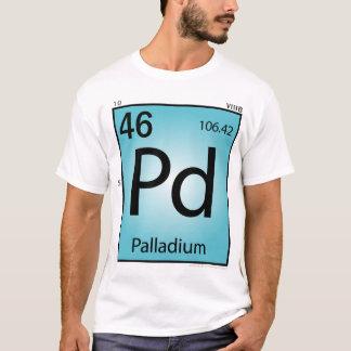 Palladium (Pd) Element T-Shirt - Front Only