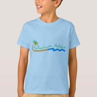 palladiumaddictlogo transparent T-Shirt