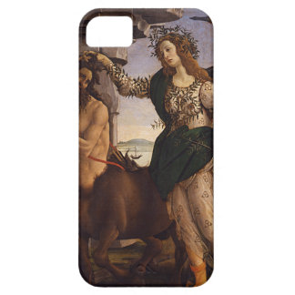Pallas and the Centaur by Botticelli iPhone SE/5/5s Case