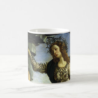 Pallas and the Centaur by Sandro Botticelli Coffee Mug