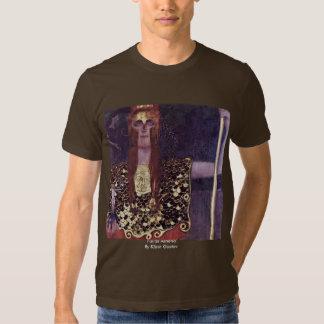 Pallas Athena By Klimt Gustav Shirt