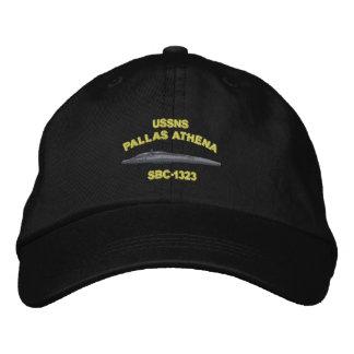 Pallas Athena Crew Hat Embroidered Baseball Caps