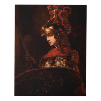 Pallas Athena o, figura acorazada, 1664-65