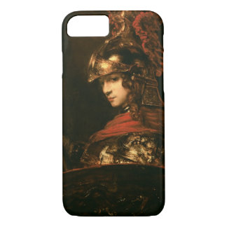 Pallas Athena or, Armoured Figure, 1664-65 iPhone 7 Case