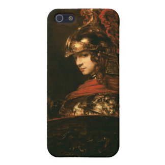 Pallas Athena or, Armoured Figure, 1664-65 iPhone SE/5/5s Cover