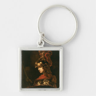 Pallas Athena or, Armoured Figure, 1664-65 Keychain