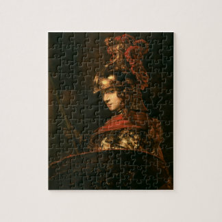 Pallas Athena or, Armoured Figure, 1664-65 Puzzle