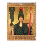 Pallas Athena Postcard