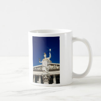 Pallas-Athene Fountain Coffee Mug