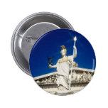 Pallas-Athene Fountain Pinback Buttons