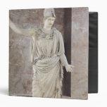 """Pallas de Velletri, estatua de Athena con casco Carpeta 1 1/2"""""""