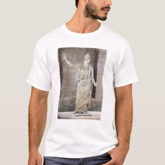 Pallas de Velletri, statue of helmeted Athena T-Shirt