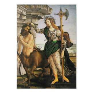 Pallas y el Centaur Impresiones