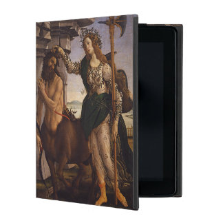 Pallas y el Centaur por Botticelli iPad Cobertura