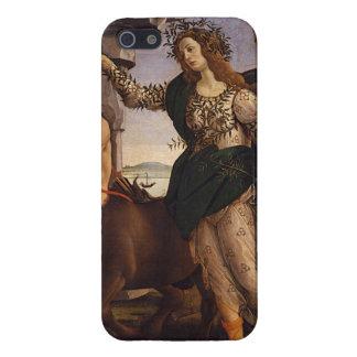 Pallas y el Centaur por Botticelli iPhone 5 Protector