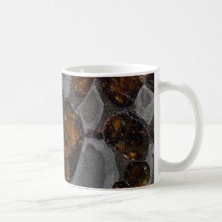 Pallasite Coffee Mug