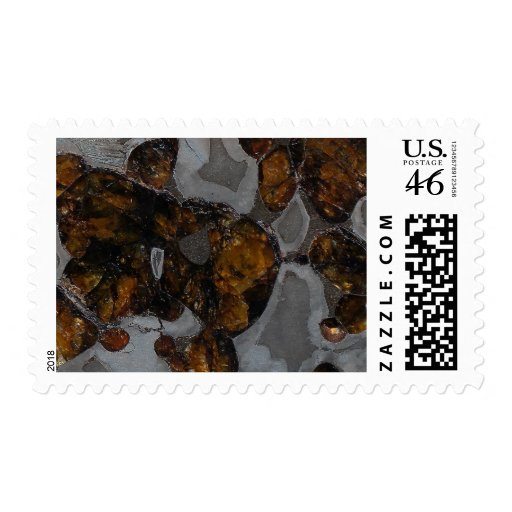 Pallasite Stamp