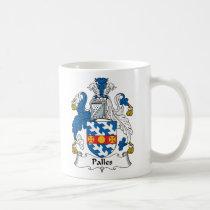 Palles Family Crest Mug