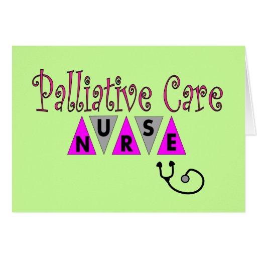 Palliative Care Nurse Gifts Card