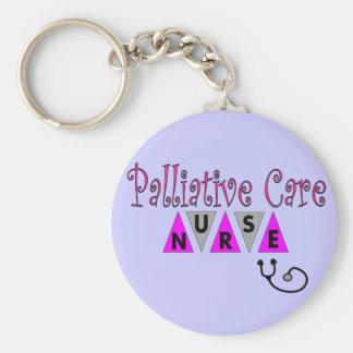 Palliative Care Nurse Gifts Keychain