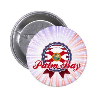 Palm Bay, FL Pinback Buttons