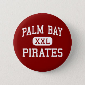 Palm Bay - Pirates - High - Melbourne Florida Button
