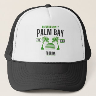 Palm Bay Trucker Hat